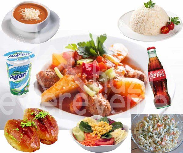 Uygun İftar Yemek Menüsü 2
