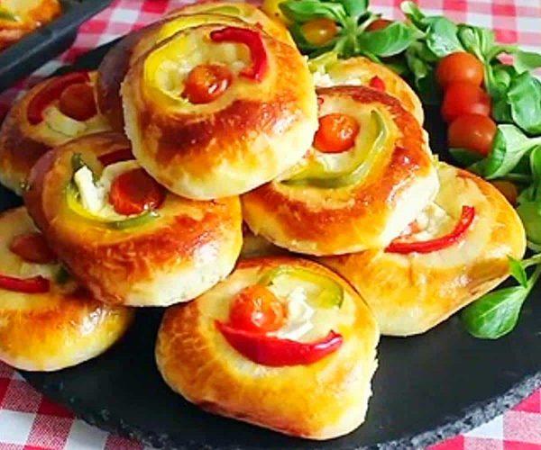 Pizza Poğaça